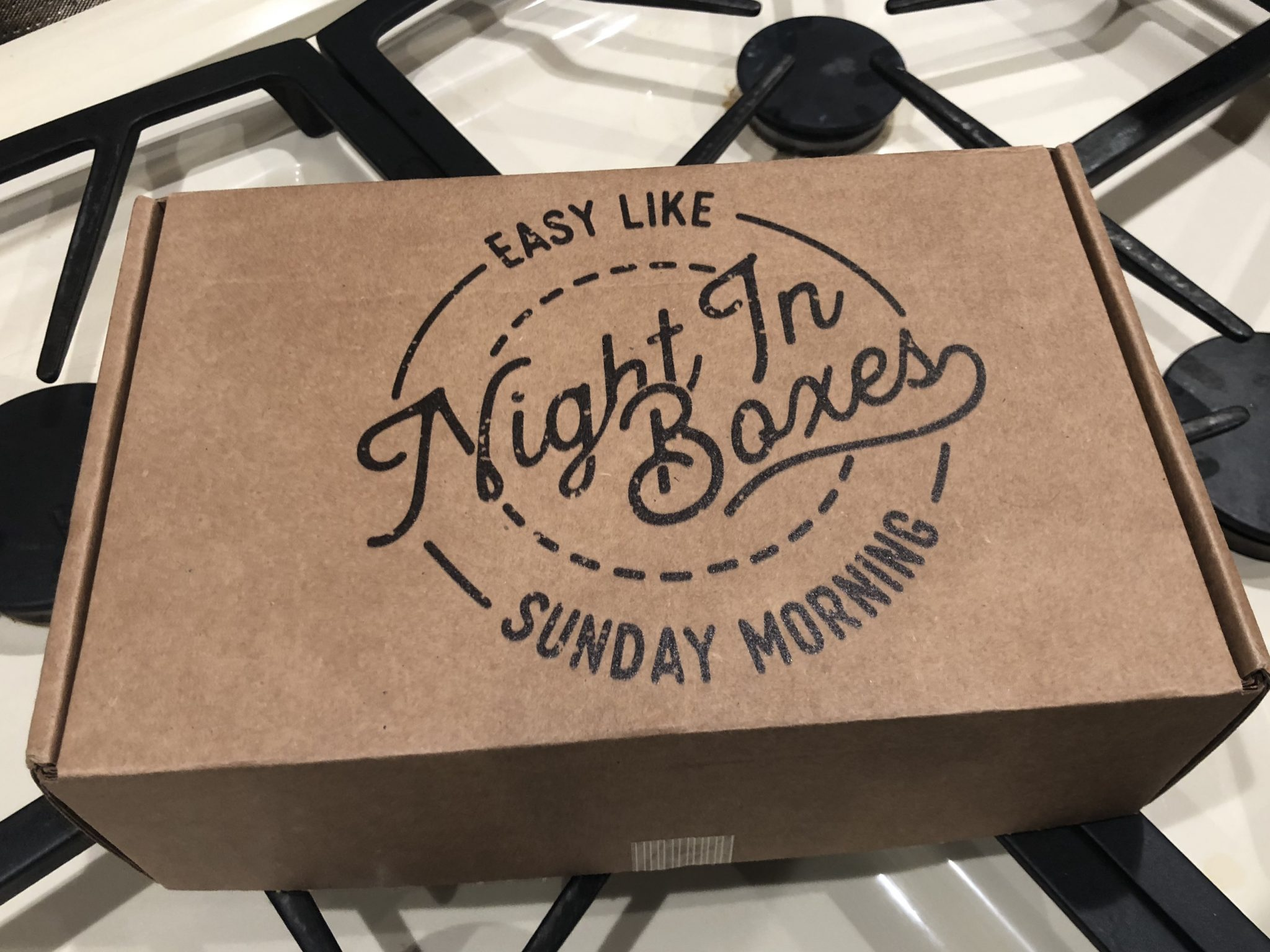 Date Night In a Box Review | Easy Like Sunday Morning ...